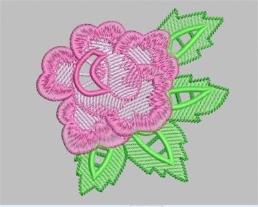 машинная вышивка «розочка» интернет-магазин дизайнов машинной вышивки Iren Main