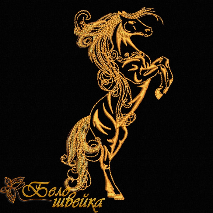 Вышивка крестом лошади: схемы и наборы, бесплатные, пони бегущие ...   700x700