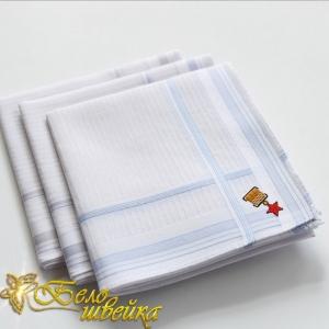 """набор дизайнов для вышивания на платках """"23 февраля"""" интернет-магазин дизайнов машинной вышивки Ната Белошвейка"""