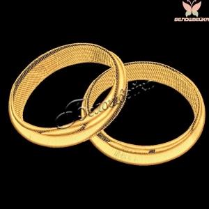 """""""обручальные кольца"""" дизайн для вышивания на халатах интернет-магазин дизайнов машинной вышивки Ната Белошвейка"""