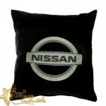 Дизайн для машинной вышивки «Nissan»