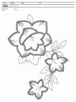 цветы - файл машинной вышивки интернет-магазин дизайнов машинной вышивки Iren Main