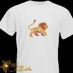 """""""лев - знак зодиака"""" файл для вышивания интернет-магазин дизайнов машинной вышивки Ната Белошвейка"""