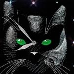 лунный кот интернет-магазин дизайнов машинной вышивки Ната Белошвейка