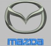 Файл машинной вышивки «Mazda»