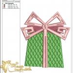 """дизайн машинной вышивки """"подарок"""" интернет-магазин дизайнов машинной вышивки Ната Белошвейка"""