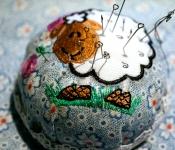 овечка дизайн машинной вышивки интернет-магазин дизайнов машинной вышивки Ната Белошвейка