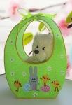 Дизайн подарочной сумочки «Весеннее настроение»