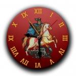 """""""герб москвы"""" - дизайн для вышивальной машины интернет-магазин дизайнов машинной вышивки Ната Белошвейка"""