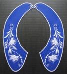 дизайн для машинной вышивки «воротник» интернет-магазин дизайнов машинной вышивки Iren Main