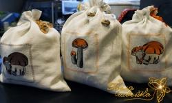 белые грибы интернет-магазин дизайнов машинной вышивки Ната Белошвейка