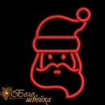 """бесплатный дизайн """"дед мороз"""" интернет-магазин дизайнов машинной вышивки Ната Белошвейка"""
