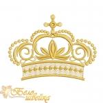 """""""корона"""" дизайн для вышивания интернет-магазин дизайнов машинной вышивки Ната Белошвейка"""