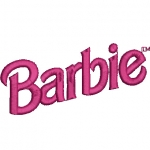 """Дизайн для вышивания """"Барби"""""""