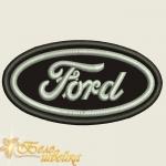 """Дизайн шеврона """"Форд"""""""
