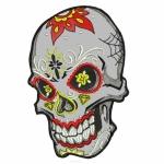 Дизайн для вышивания «Happy Skull»
